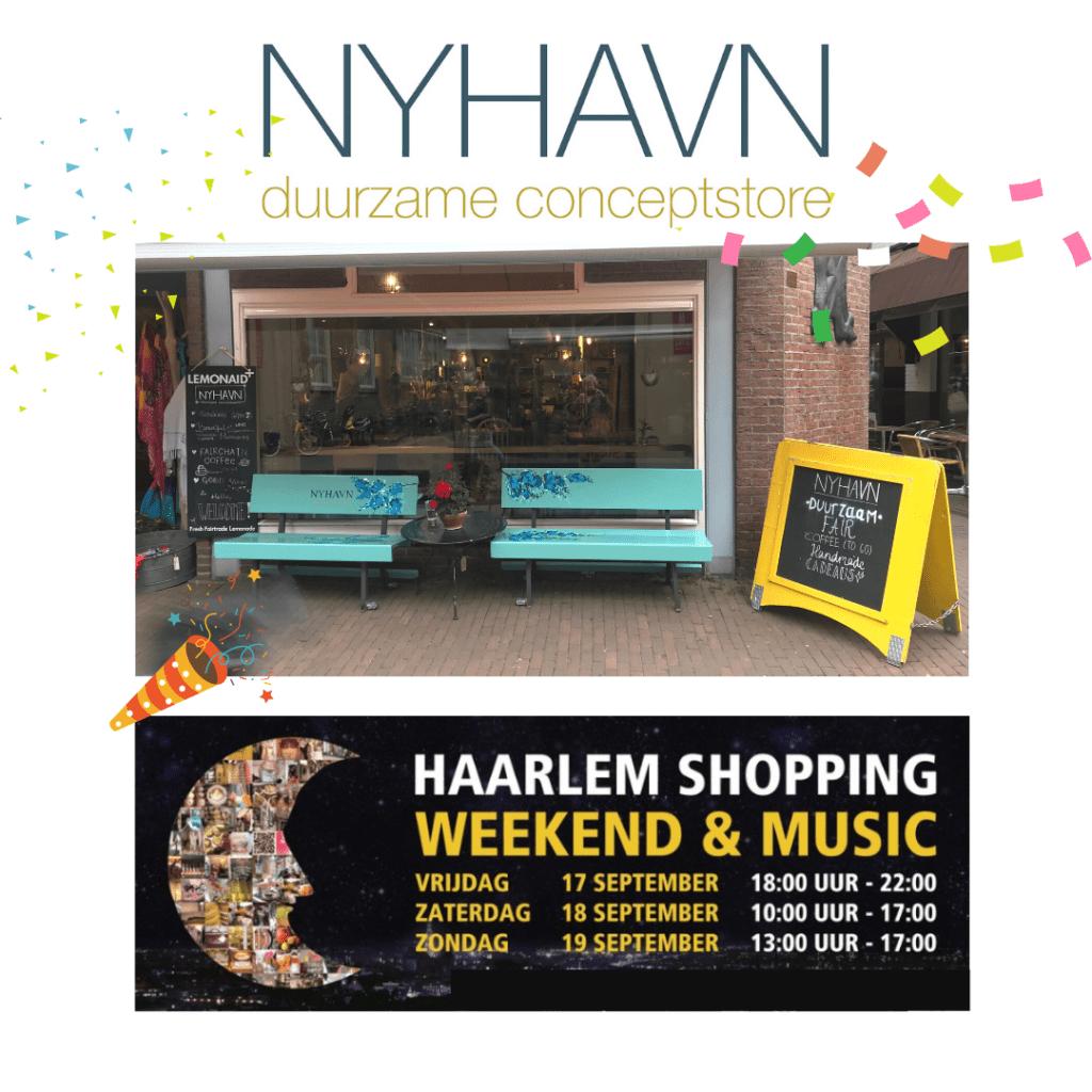 Haarlem shoppingnight 2021